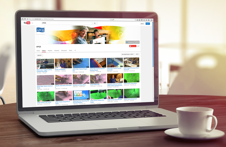 APQS Social YouTube