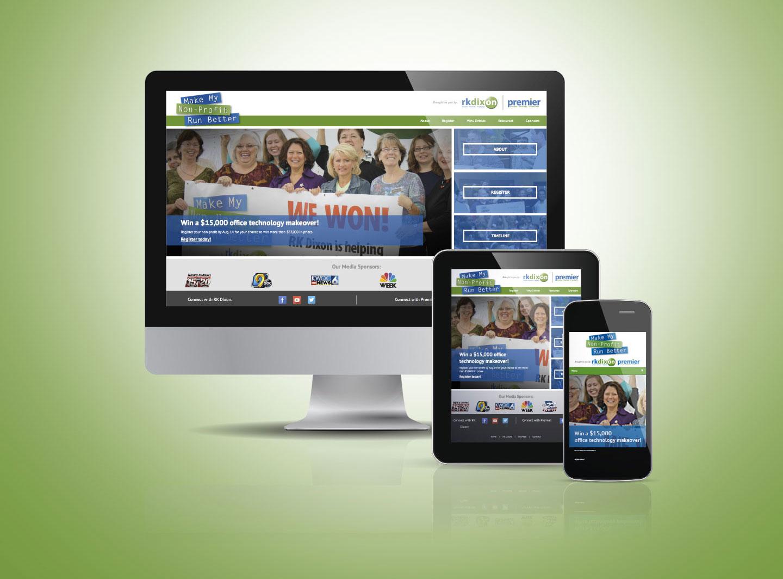 Make My Non-Profit Run Better Website