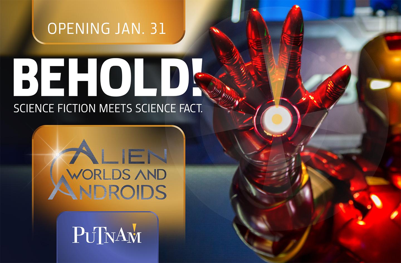 Puntnam Aliens & Androids Main