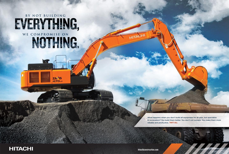 Hitachi Brand Ad Campaign 3