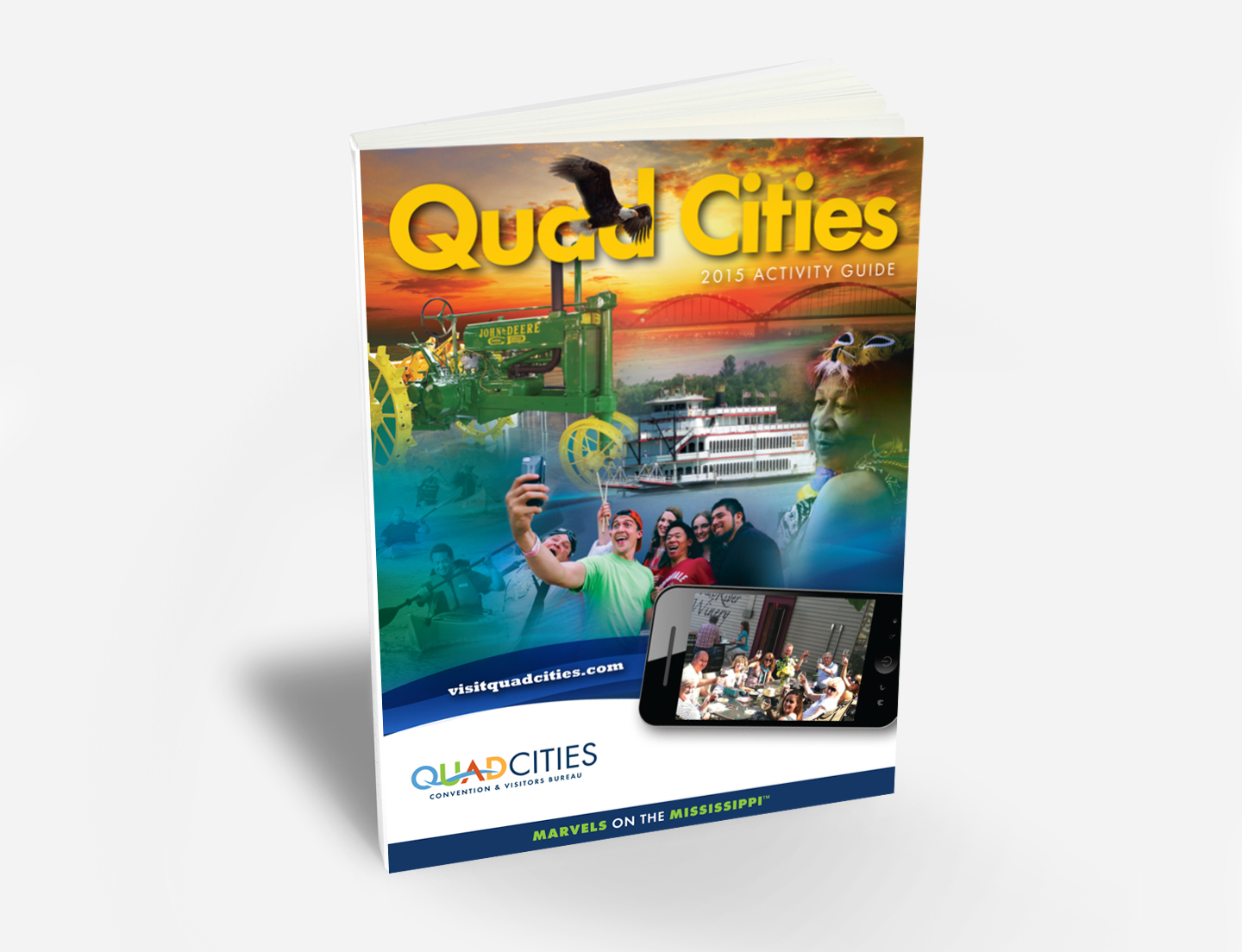 Quad Cities Convention & Visitors Bureau