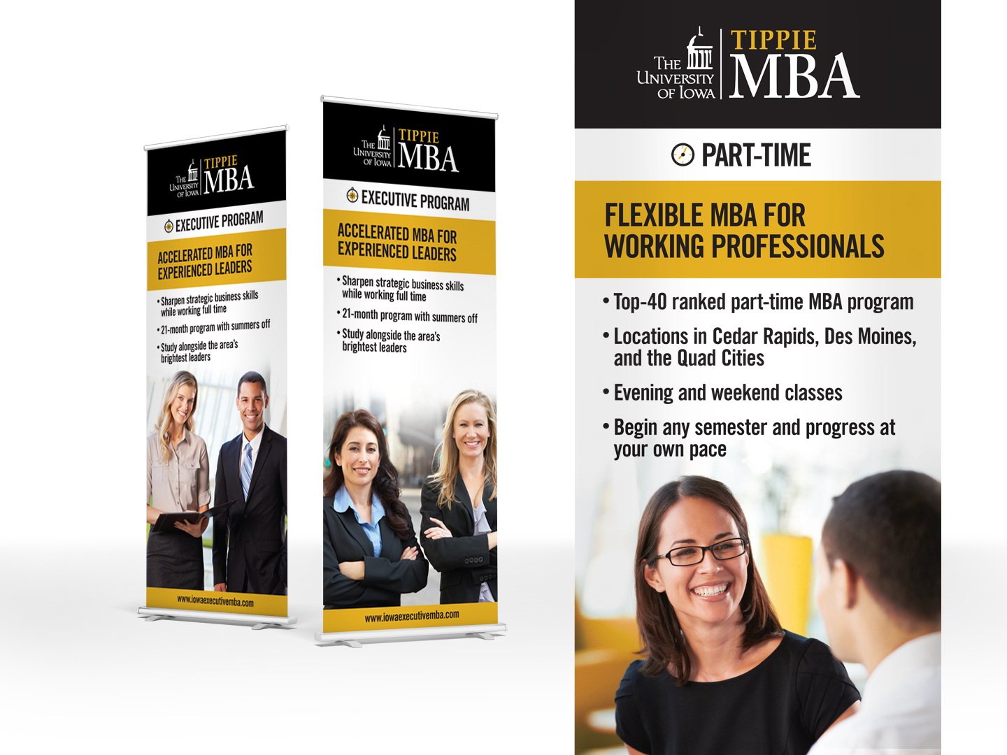 University of Iowa Tippie Campaign MBA