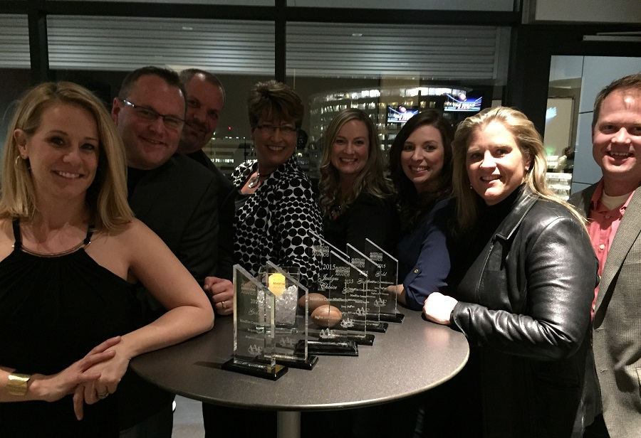 MindFire at 2016 ADDY awards