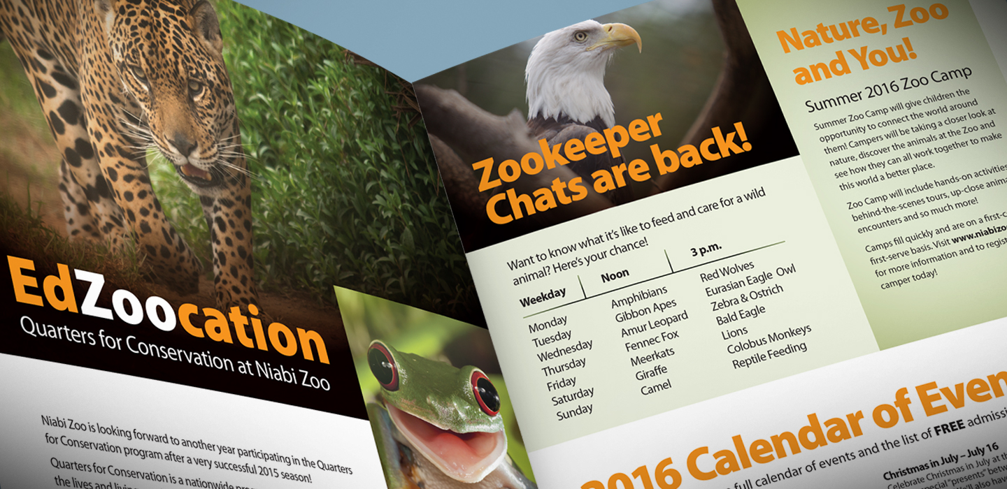 Niabi Zoo newsletter by MindFire