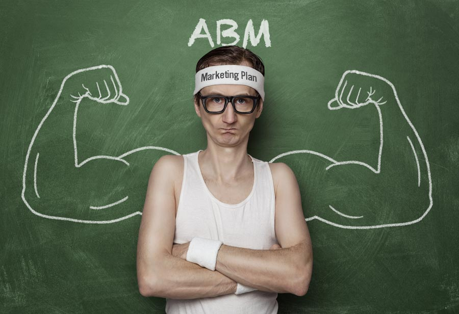 ABM gives marketing strategies strength
