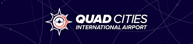 Quad Cities International Airport new logo